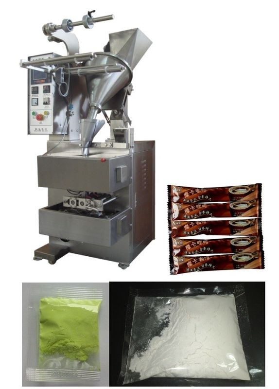 Coffee / Pepper / Curry Powder Packaging Machine 220V 50HZ Single Phase